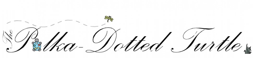 The Polka-Dotted Turtle Logo